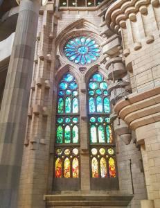 Sagrada Familia, Dettaglio.