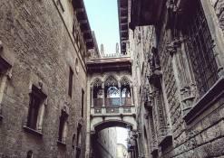 Barri Gòtico.